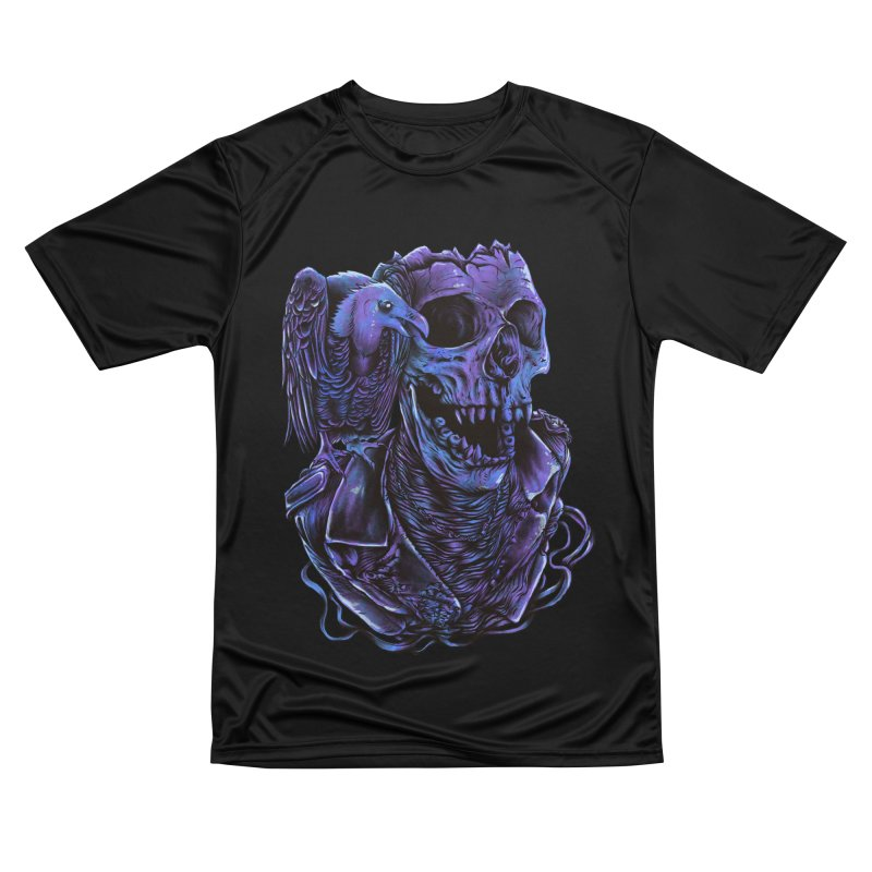 Revived skull Men's Performance T-Shirt by barmalisiRTB