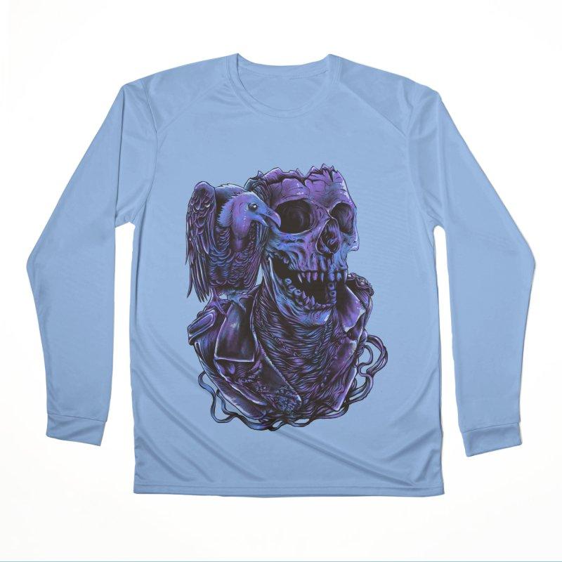 Revived skull Women's Performance Unisex Longsleeve T-Shirt by barmalisiRTB