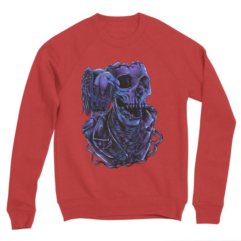Revived skull Women's Sponge Fleece Sweatshirt by barmalisiRTB