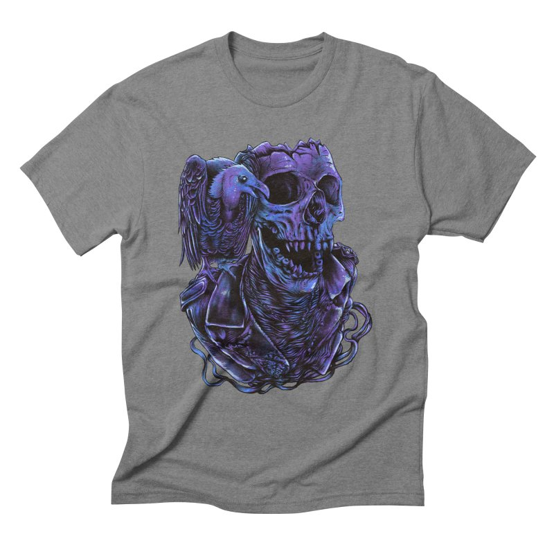 Revived skull Men's Triblend T-Shirt by barmalisiRTB