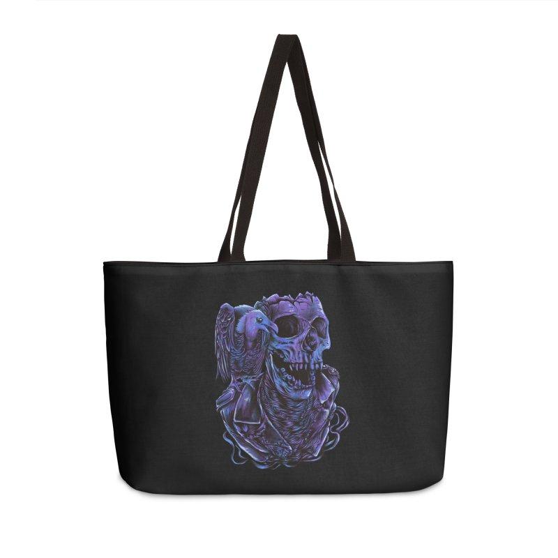 Revived skull Accessories Weekender Bag Bag by barmalisiRTB
