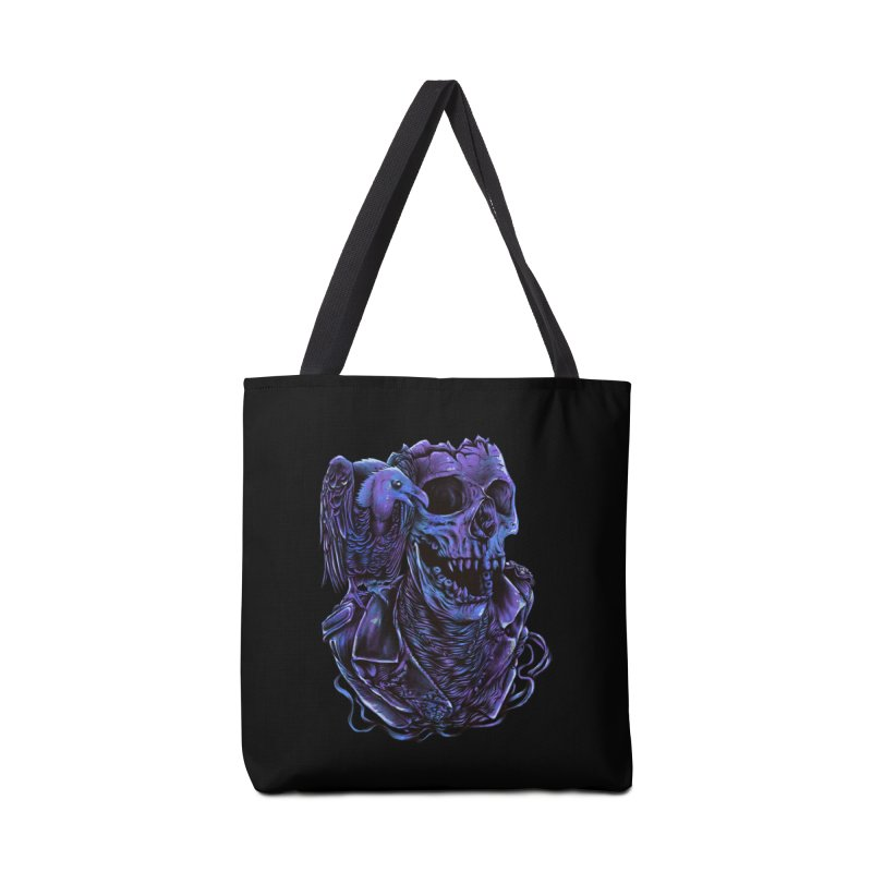 Revived skull Accessories Tote Bag Bag by barmalisiRTB
