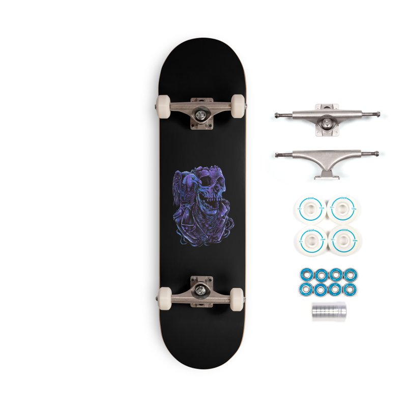 Revived skull Accessories Complete - Basic Skateboard by barmalisiRTB