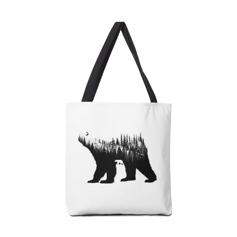 The Bear Accessories Bag by barmalisiRTB