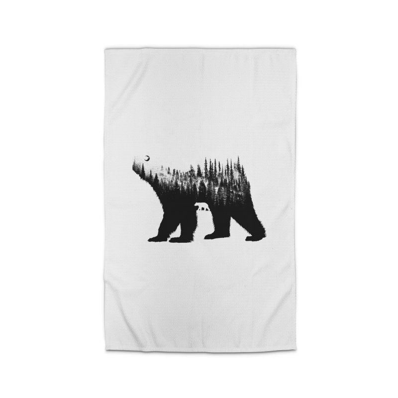 The Bear Home Rug by barmalisiRTB