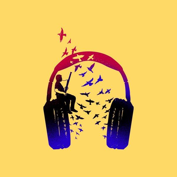 image for Headphone Music bassoon