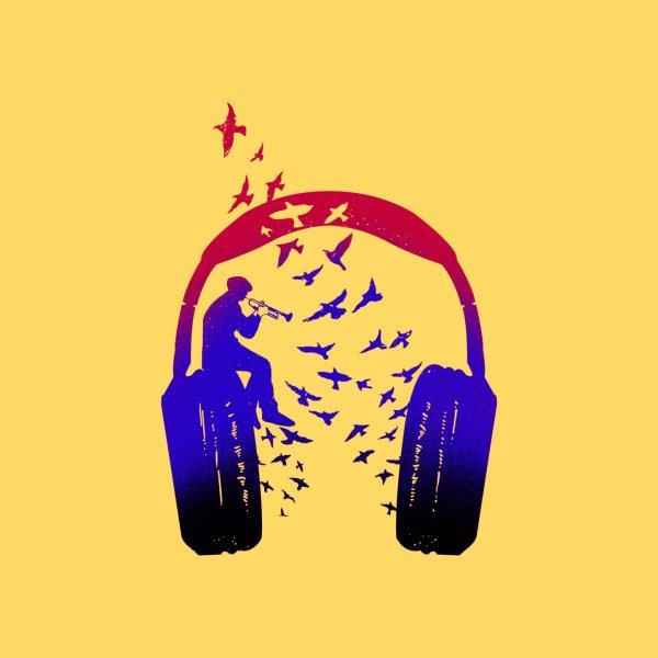 image for Headphone Music Bugle