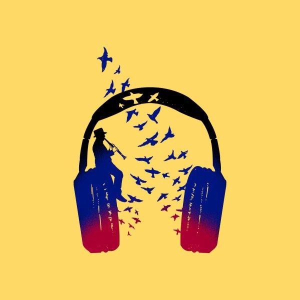 image for Headphone Music Clarinet