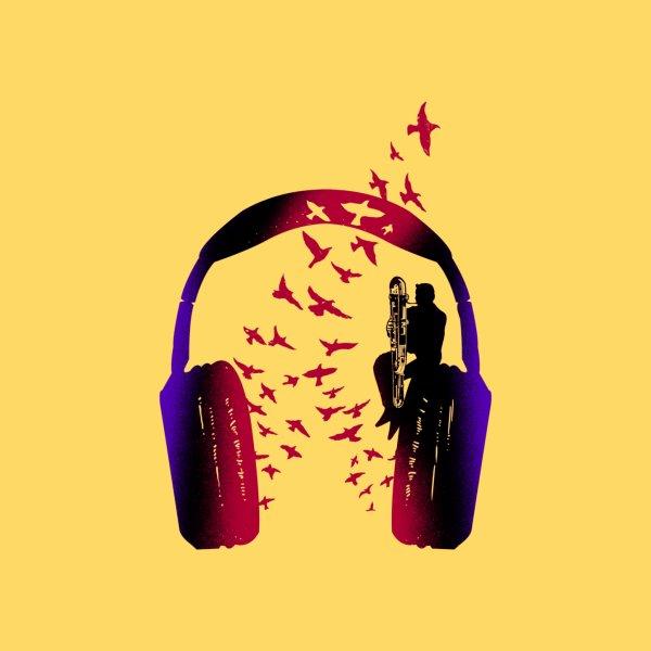 image for Headphone Music Contrabassoon