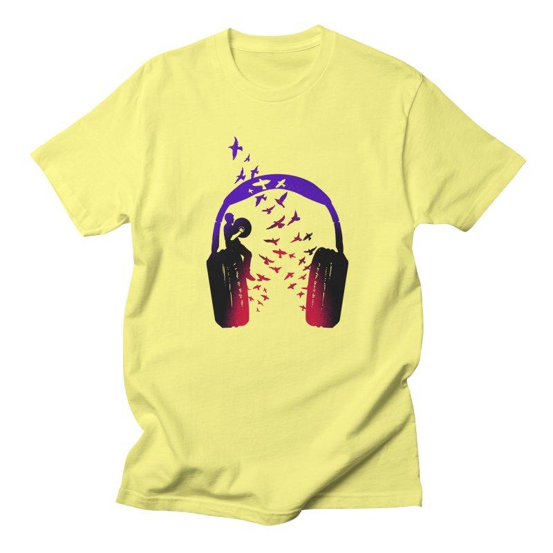 Cymbals marching band Men's T-Shirt by barmalisiRTB