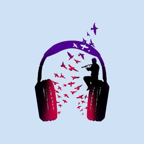 image for Headphone Music Flute