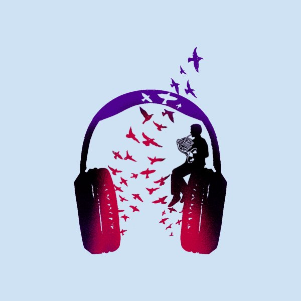 image for Headphone Music French Horn