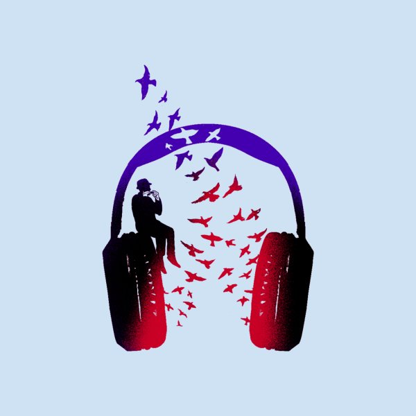 image for Headphone Music Harmonica