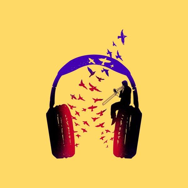image for Headphone Music Trombone