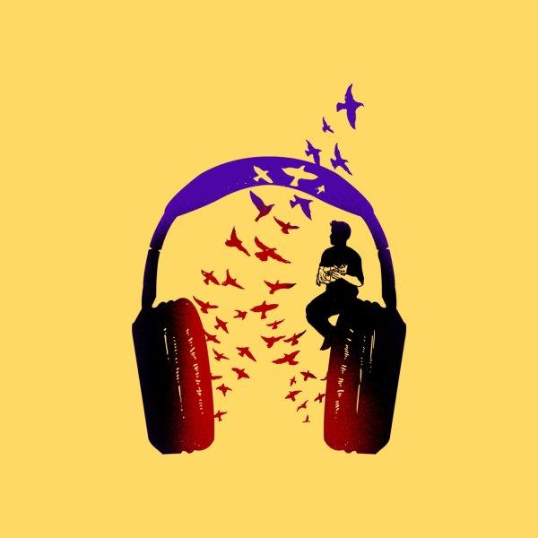 image for Headphone Music Ukulele