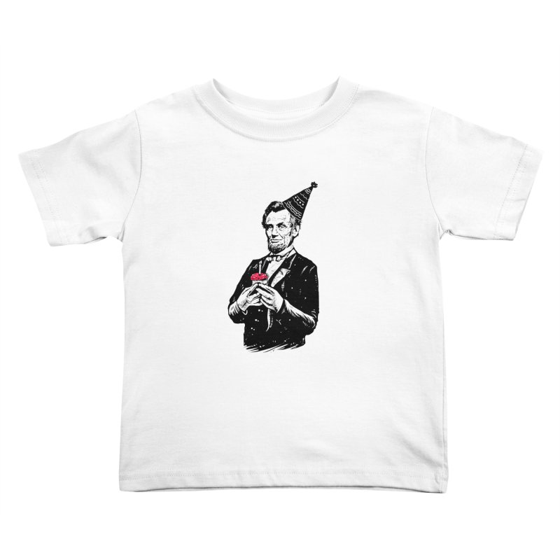 Happy birthday Mr.President Kids Toddler T-Shirt by barmalisiRTB