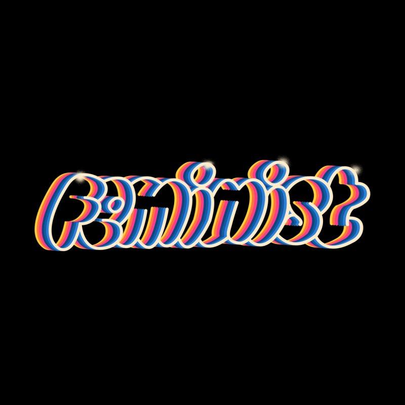 Feminist Men's T-Shirt by barmalisiRTB