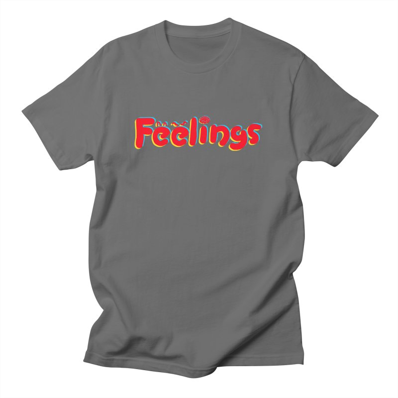 Feelings Men's T-Shirt by barmalisiRTB