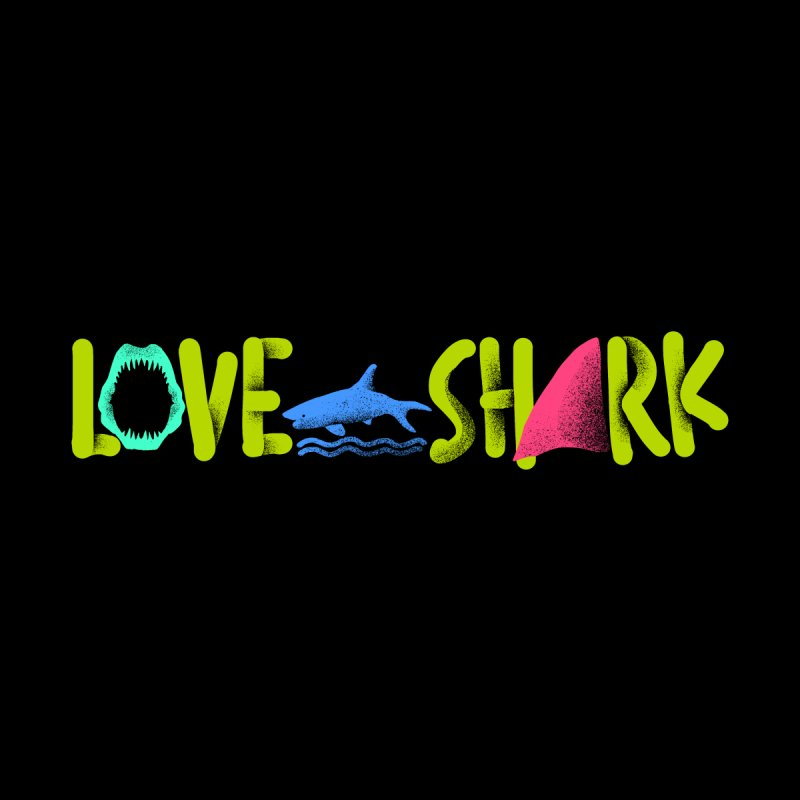Love Shark Men's T-Shirt by barmalisiRTB