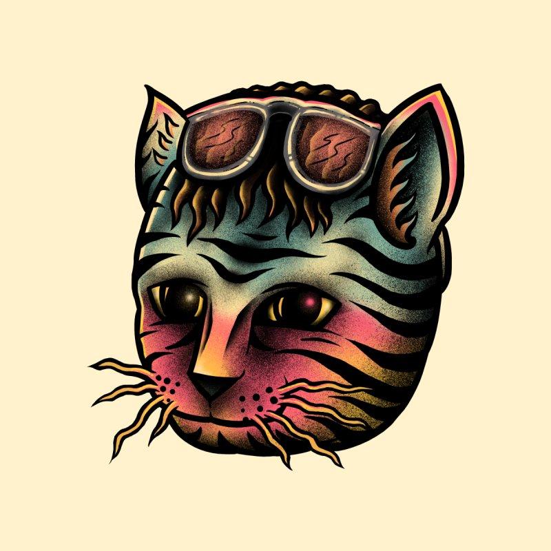 My Kitty Cat Home Duvet by barmalisiRTB