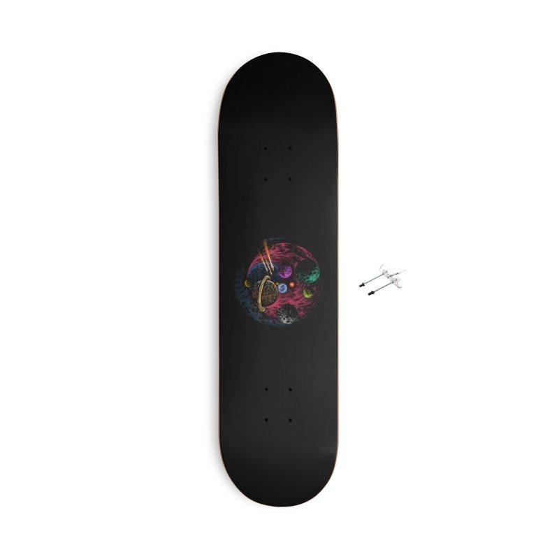 Little Earth Accessories Skateboard by barmalisiRTB