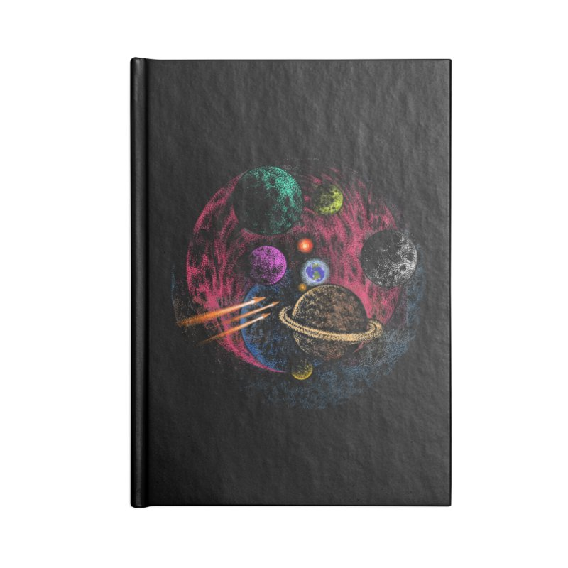 Little Earth Accessories Notebook by barmalisiRTB