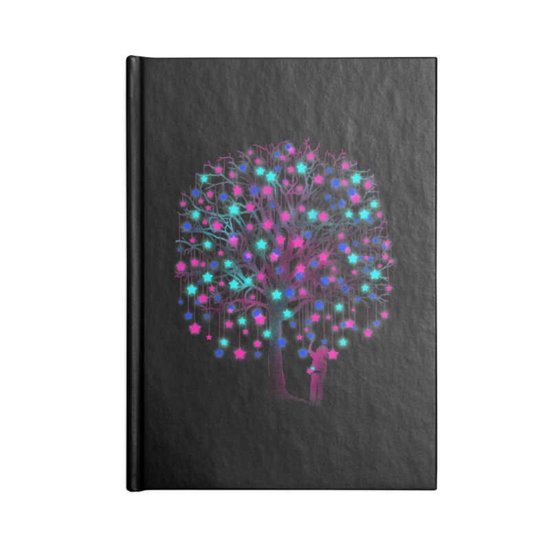Star Tree Accessories Notebook by barmalisiRTB