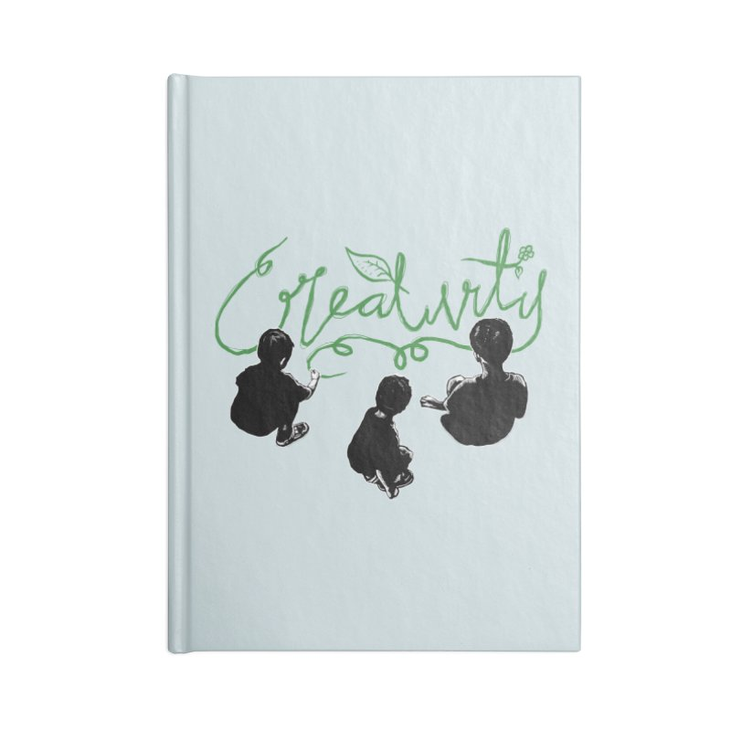 Creative kids Accessories Notebook by barmalisiRTB
