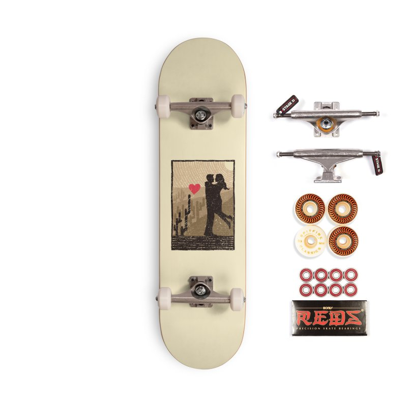Romance desert Accessories Skateboard by barmalisiRTB