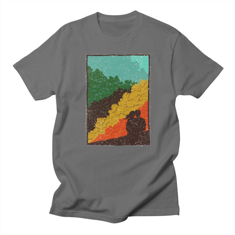 Romance Nature Men's T-Shirt by barmalisiRTB