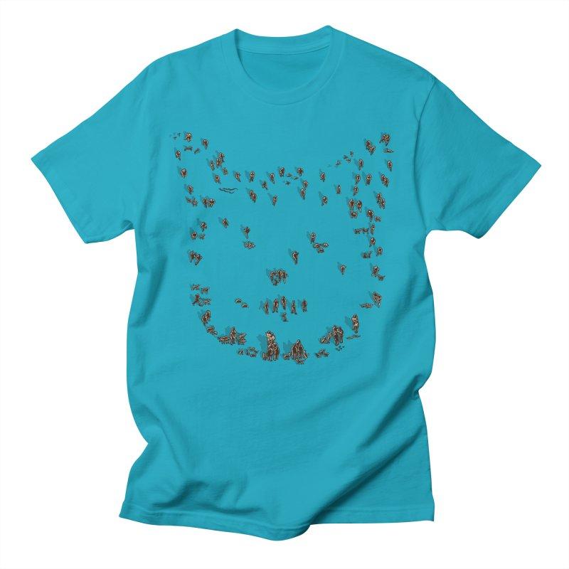 people & Pets Men's T-Shirt by barmalisiRTB