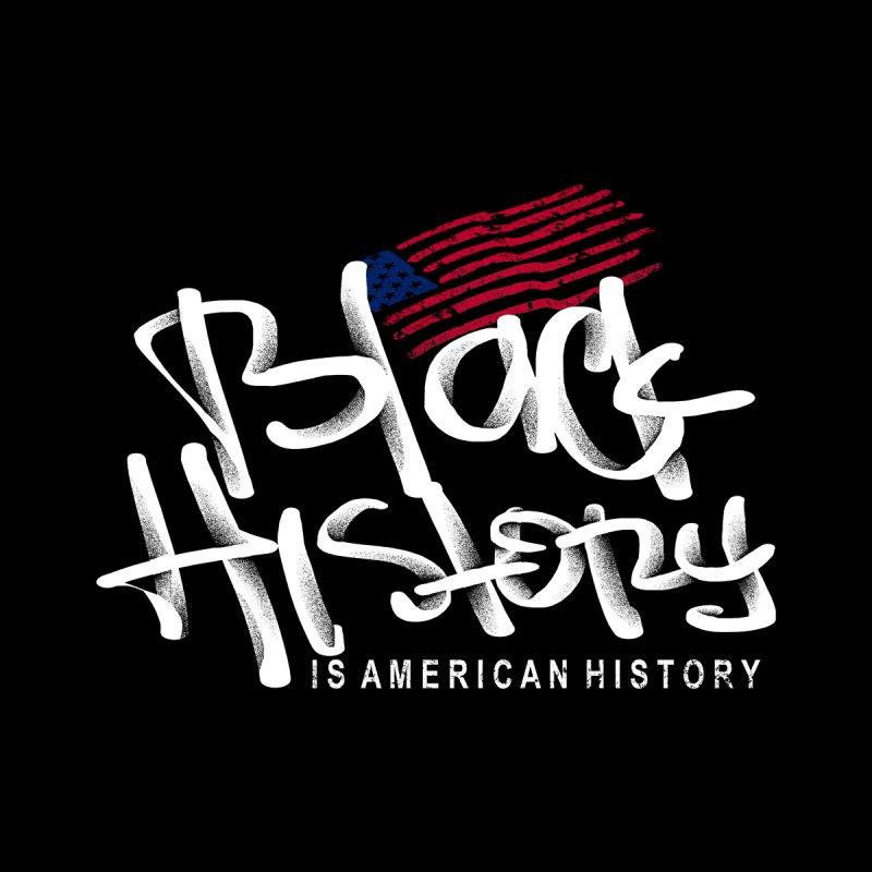Black History is American History Home Duvet by barmalisiRTB