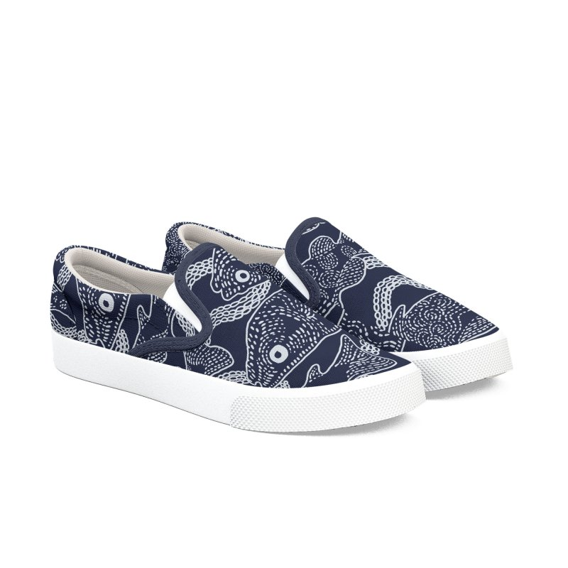 Fish live Women's Shoes by barmalisiRTB