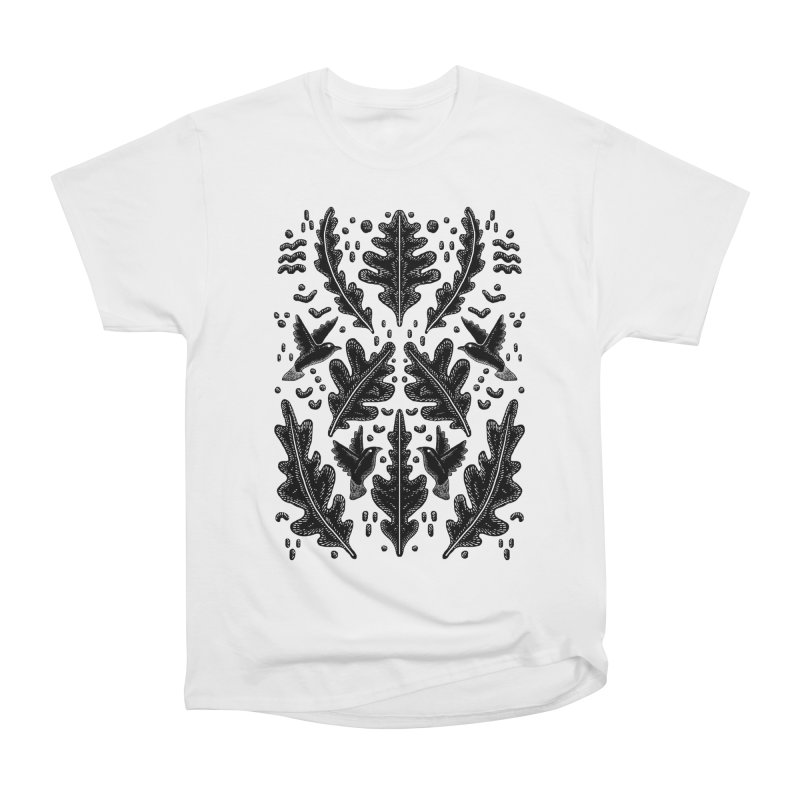 Spring Birds Women's T-Shirt by barmalisiRTB