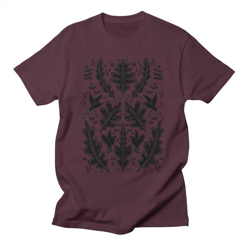 Spring Birds Men's T-Shirt by barmalisiRTB