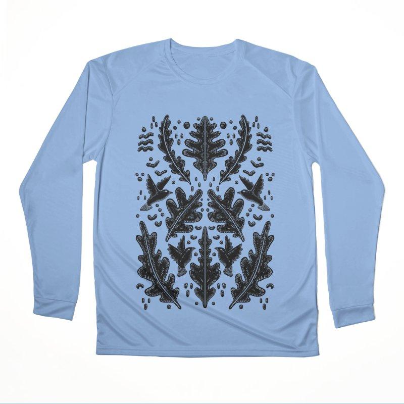 Spring Birds Men's Longsleeve T-Shirt by barmalisiRTB