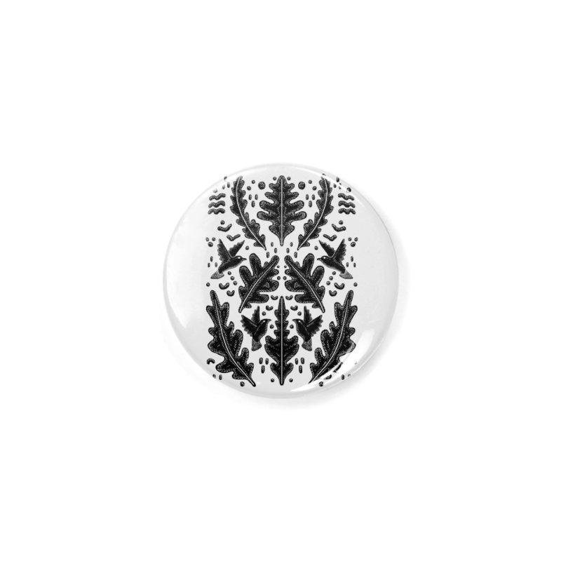 Spring Birds Accessories Button by barmalisiRTB
