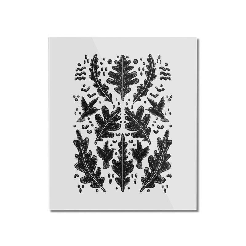 Spring Birds Home Mounted Acrylic Print by barmalisiRTB