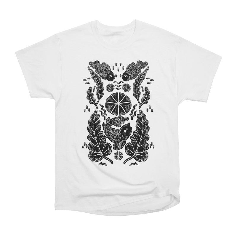 Nature Fish Women's T-Shirt by barmalisiRTB