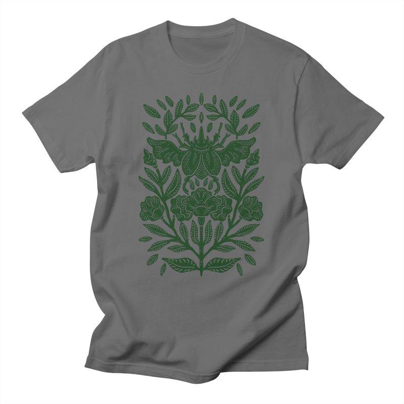 Flying Rhinoceros Beetle Men's T-Shirt by barmalisiRTB