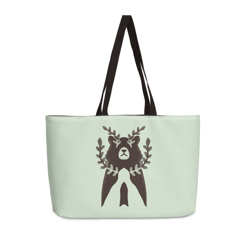 Dreaming Bear Accessories Bag by barmalisiRTB