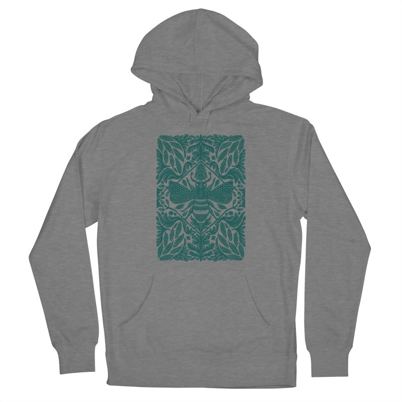 nature Bee Women's Pullover Hoody by barmalisiRTB