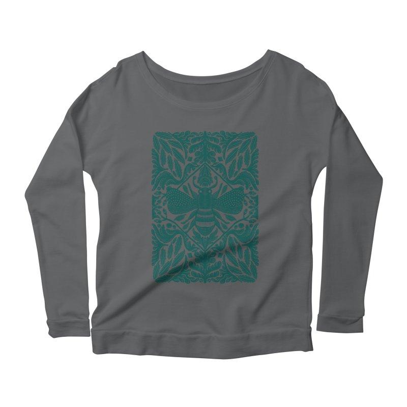 nature Bee Women's Longsleeve T-Shirt by barmalisiRTB