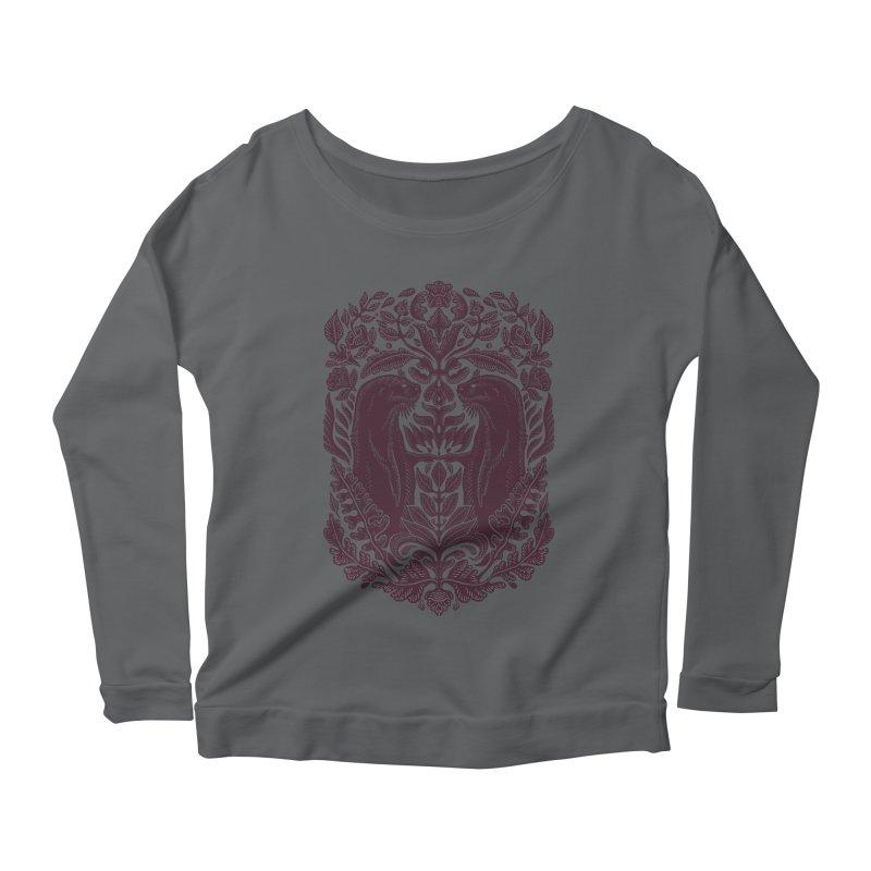 Otterly Women's Longsleeve T-Shirt by barmalisiRTB