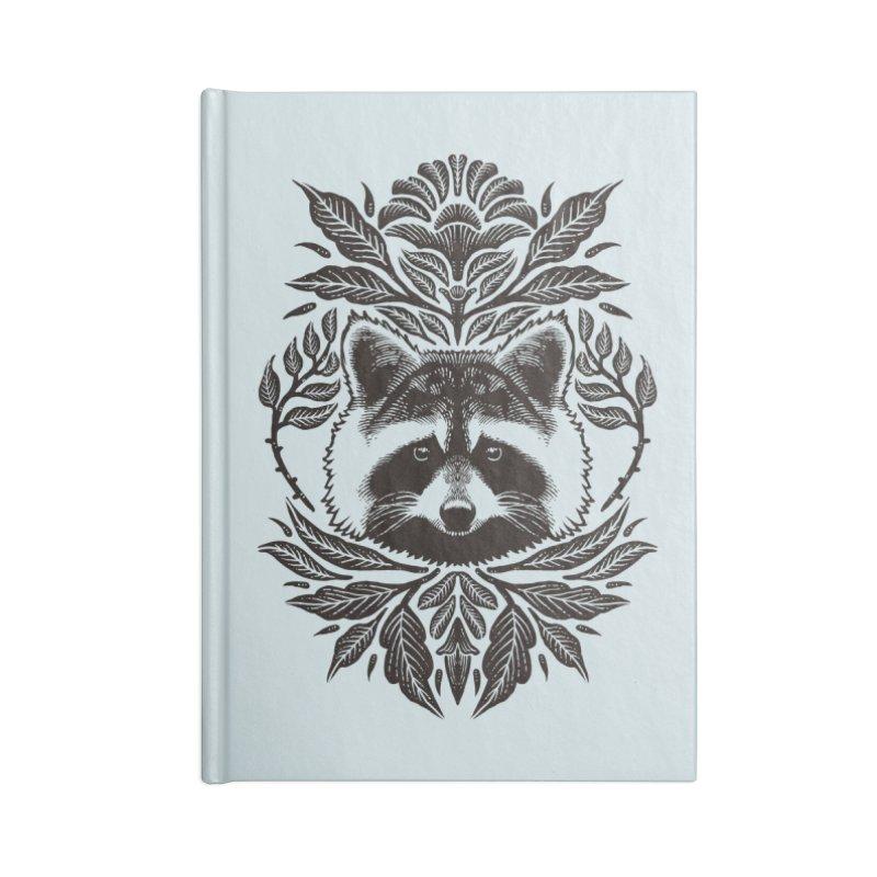 My pet Raccoon Accessories Notebook by barmalisiRTB