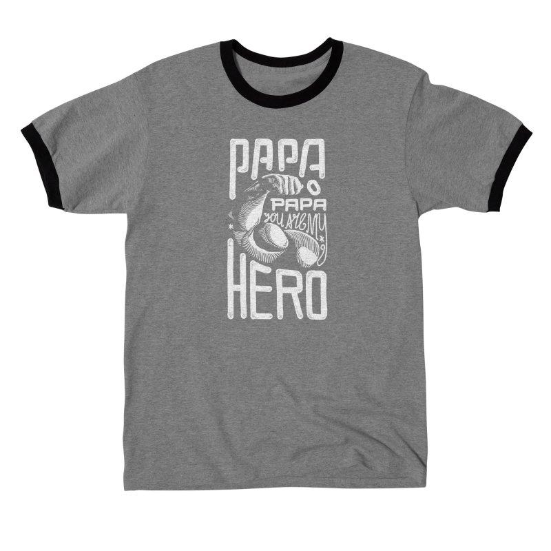 Papa You Are My Hero Women's T-Shirt by barmalisiRTB