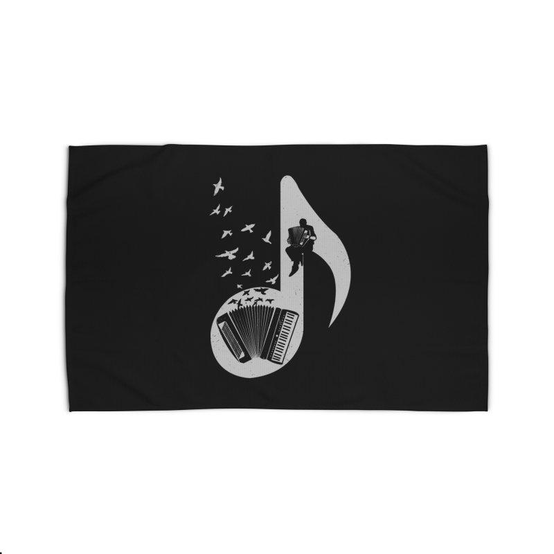 Musical - Accordion Home Rug by barmalisiRTB