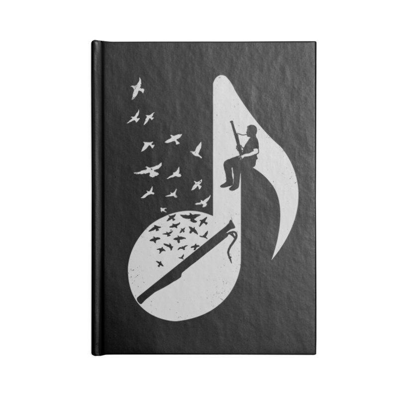 Musical - Bassoon Accessories Notebook by barmalisiRTB