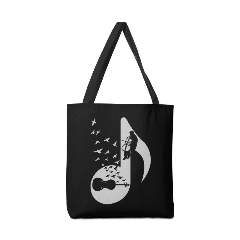 Musical - Cello Accessories Bag by barmalisiRTB