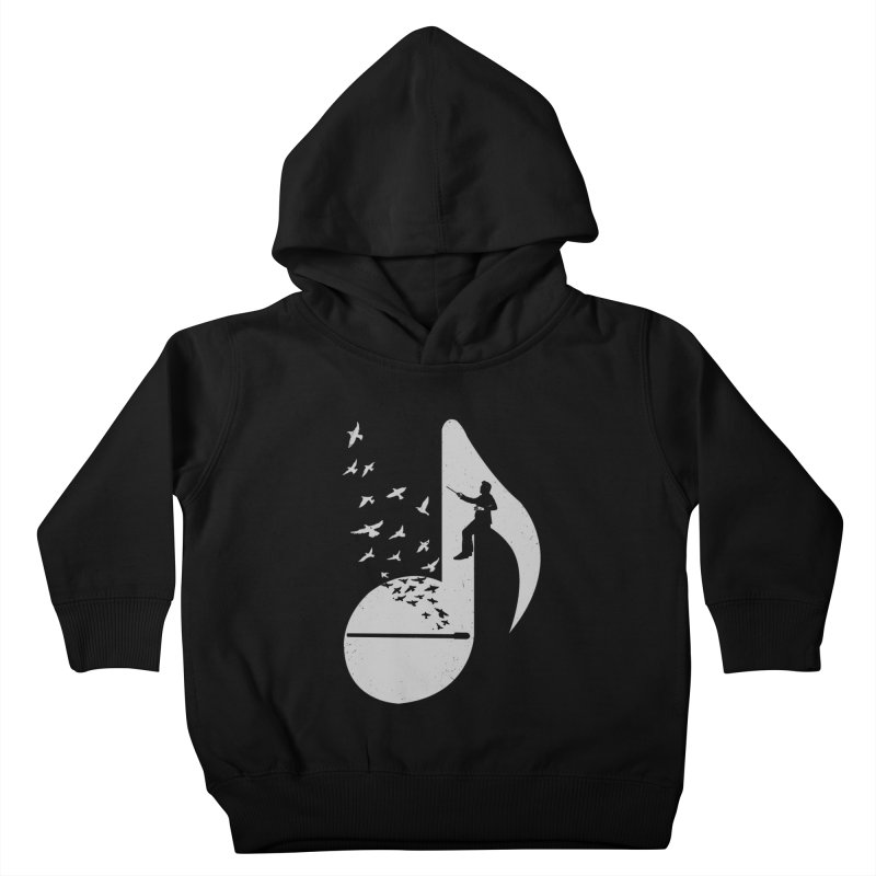 Musical - Conductor Kids Toddler Pullover Hoody by barmalisiRTB